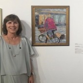 NEW ART EXHIBIT: ILENE GOLD