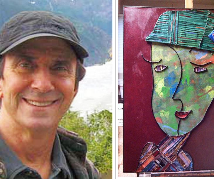 FALL ART EXHIBITION: JOEL COHEN, now through Dec. 10