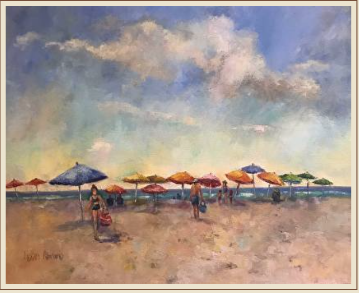 ART EXHIBIT: Lissa Abrams – now through Sept. 8