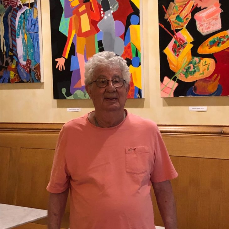 ART EXHIBIT: SHELLEY AMSEL