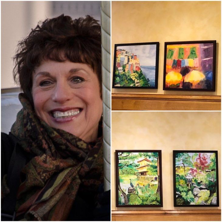 ART EXHIBIT: Alice Dvoskin